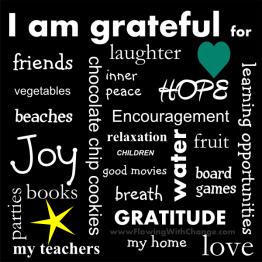 vďačnosť