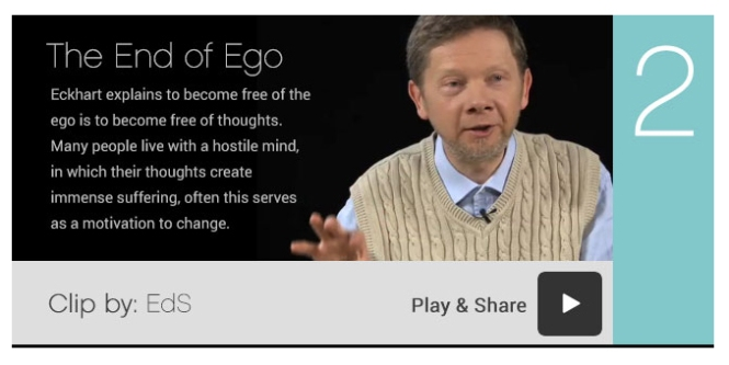 end of ego