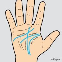 Čo o vás prezrádza vaša dlaň?