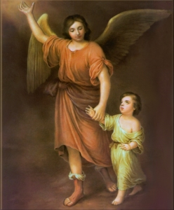murillo guardian angel