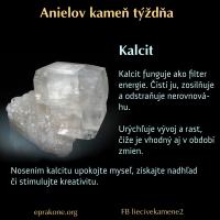 Anielov kameň týždňa: kalcit