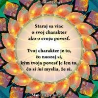 Mandala by Ambala: Naše dobré meno