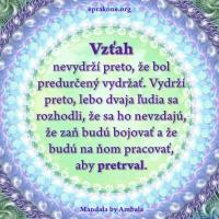 Mandala by Ambala: Trvalý vzťah