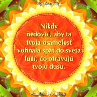 Mandala by Ambala: Sme na tom lepšie bez neprajníkov