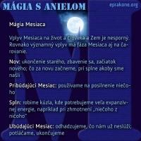 Magický piatok: sila Mesiaca a kúzla novu