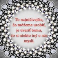 Mandala by Ambala: Jediné správne oči
