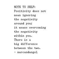 Nemá zmysel ignorovať negativitu